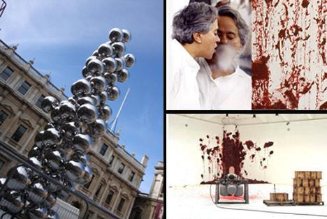 Anish Kapoor: retrospectiva na Royal Academy of Arts, em Londres