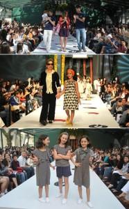 Atenção, pequenos! Glamurama, que adora cobrir desfiles de moda, não podia deixar de trazer as novidades de verão das três marcas que desfilaram no Fashion Weekend Kids, neste sábado, no shopping Iguatemi.