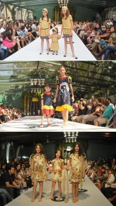 Confira os últimos desfiles do Fashion Weekend Kids.