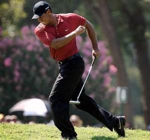 """A revista """"Forbes"""" anunciou que o jogador de golfe Tiger Woods é o primeiro atleta a faturar mais de US$ 1 bilhão em ganhos. Woods é o esportista mais bem pago do mundo desde 2002, quando superou Michael Schumacher, da Fórmula 1."""