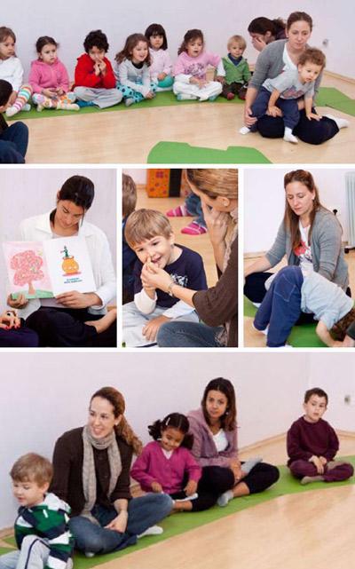 A proposta do Yogando, programa de yoga voltado para crianças de 3 a 10 anos, no qual os pequenos aprimoram as habilidades motoras, desenvolvem os sentidos e aprendem a respirar melhor.