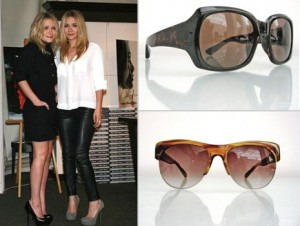 Sempre vistas com óculos oversized, as gêmeas Olsen acabam de anunciar o lançamento de linha de óculos para a The Row, marca de roupas da dupla. Mary-Kate e Ashley Olsen desenvolveram uma coleção de óculos em parceria com a empresa Linda Farrow Eyewear e,