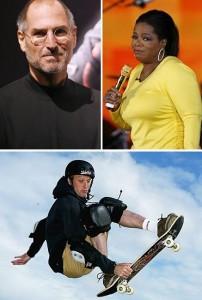 Quer saber quem é o empresário mais admirado pelos jovens norte-americanos? Quem pensou em Steve Jobs, acertou.Segundo uma pesquisa da Junior Achievement, organização que orienta estudantes sobre empreendedorismo, o chefão da Apple ficou com 35% dos votos