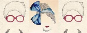 """O Minas de Ouro está apaixonado pelo trabalho de Kate Wilson, ilustradora que já colaborou para vários jornais, revistas e marcas bacanas como """"The New York Times"""", """"The Guardian"""", Topshop e Marc Jacobs."""