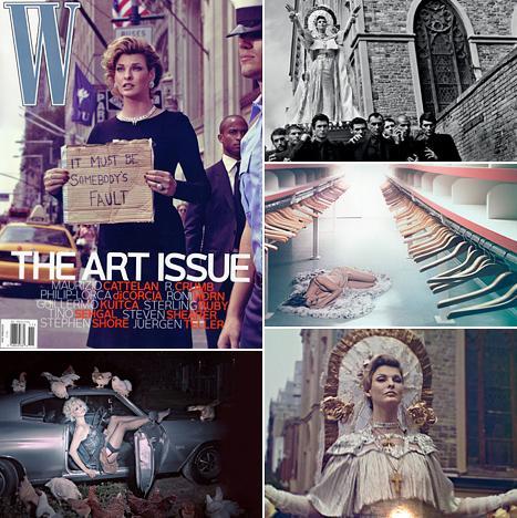 """Revista """"W"""": de olho nos novos talentos"""
