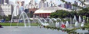 Neste domingo o Parque Ibirapuera irá se vestir de rosa para receber o evento Avon Contra o Câncer de Mama.