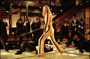 "Quentin Tarantino vai filmar a terceira parte de ""Kill Bill""."