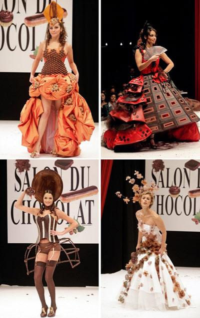 Festival do chocolate: desfiles, oficinas de criação e estandes para degustação