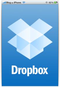 Dropbox para iPhone