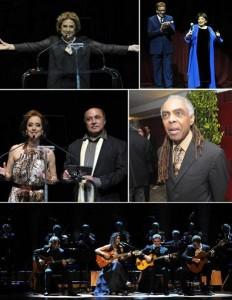 Cafe de Los Maestros empolga e emociona em inauguração do Teatro Bradesco, em São Paulo.