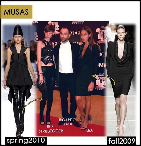 """O estilista da Maison Givenchy, Ricardo Tisci, esteve nessa sexta-feira com suas musas no jantar do Oi Fashion Rocks, no Copa. Geralmente o designer está acompanhado das tops que mais representam a marca e neste """"red carpet"""" não poderia ser diferente."""