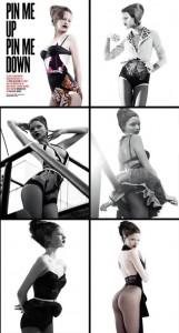 Ai está a prova! Depois de toda a polêmica sobre seu peso, Miranda Kerr aparece com o corpo lindo e cheio de curvas.