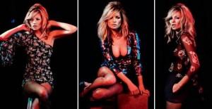 As festas de fim de ano estão chegando e, para animar as compras, nada melhor do que uma novidade das boas: Kate Moss acaba de anunciar o lançamento de sua coleção de natal para a Topshop.