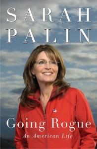 """Depois da tempestade, vem a bonança. Sarah Palin, tem um excelente motivo para celebrar: o livro de memórias que ela lança no dia 17 de novembro, """"Going Rogue"""", já está entre os mais comprados no site da livraria Amazon."""
