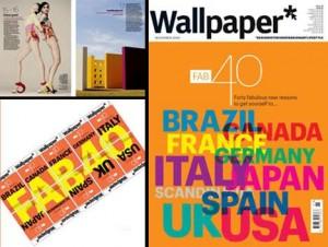 Considerada a revista referência quando o assunto é design, arquitetura e decoração, a Wallpaper inova mais uma vez e lança uma edição histórica no mês de novembro.