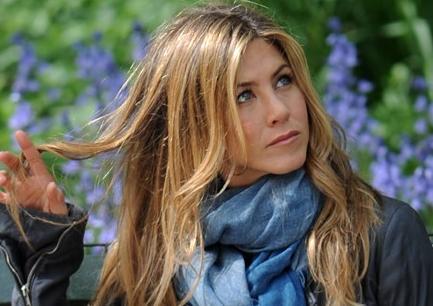 Jennifer Aniston: futura mamãe