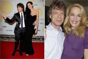 """Jerry Hall deu uma declaração um tanto quanto polêmica ao jornal britânico """"Daily Telegraph"""". A ex-modelo disse que ainda ama seu ex-marido Mick Jagger."""