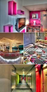 A Missoni lança neste ano em Edinburgo, na Escócia, o primeiro hotel totalmente customizado pela marca italiana. A ideia da marca é construir hotéis com arquitetura inovadora e com a assinatura Missoni, sempre em cidades belíssimas, mas fora do radar.