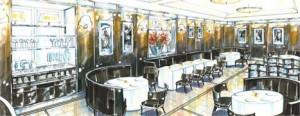 O badalado restaurante Le Caprice, de Londres, abriu filial em Nova York.