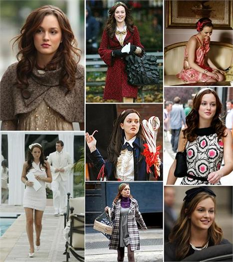 """Blair Waldorf, personagem de Leighton Meester na série norte-americana """"Gossip Girl"""", faz um baita sucesso por conta das roupas que usa. Mas além disso ela também é conhecida por nunca errar quando o assunto é maquiagem."""