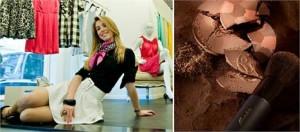 Nicole Abramoff faz nesta quarta-feira, uma tarde de moda+beleza na maison do Leblon.