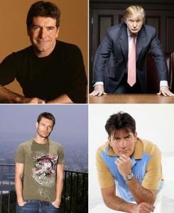 """Segundo a revista """"Forbes"""", Simon Cowell é o homem mais rico da TV norte-americana."""