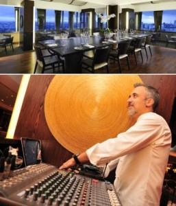 O novo Arola-Vintetres, do estrelado chef espanhol Sergi Arola, tem tudo para cair no gosto dos paulistanos.