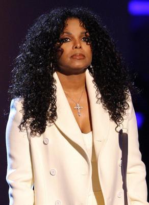 Janet Jackson: mantendo a boa imagem