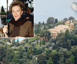 A Villa Leopolda, que pertence à brasileira Lily Safra, não é mais a mansão mais cara do mundo.