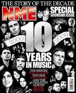 Lista de CDs mais importante da última década.