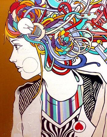 O artsita plástico Mateu Velasco inaugura exposição nesta quinta-feira, no Rio.