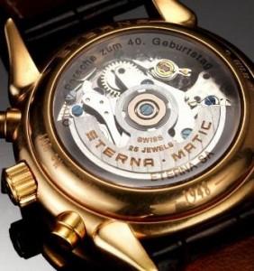 Coleção de relógios da família Porsche vai ser leiloada em dezembro.