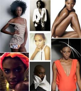 No dia da consciência negra, apontamos 7 modelos que representam a beleza negra.