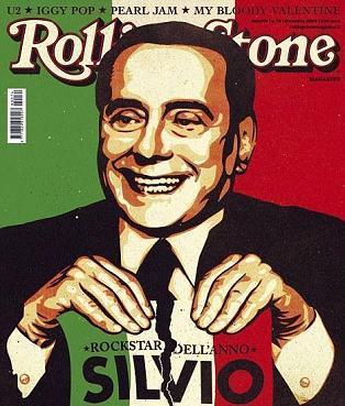 Berlusconi: premiê rock star