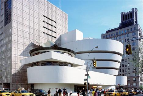 Guggenheim: restô badalado