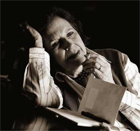 Lygia Fagundes Telles: intelectual do ano