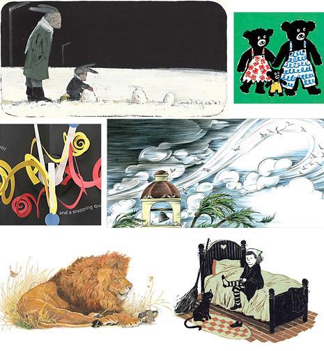 """""""The New York Times"""" divulga lista com os dez livros infantis de 2009 melhores ilustrados"""