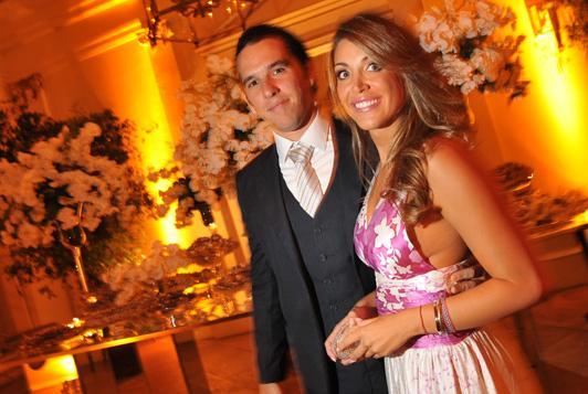 Felipe Faria e Janaina Barbosa: a um passo do altar