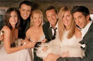 """Já faz seis anos que a serie """"Friends"""" terminou, mas continua sendo a mais assistida da década"""