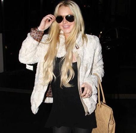 Lindsay Lohan: de malas prontas