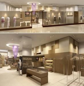 É nesta quinta-feira que a Missoni abre a primeira loja da marca na América Latina, no shopping Iguatemi, em São Paulo