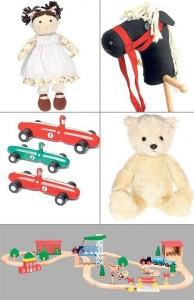 """Site inglês """"Telegraph"""" fez uma seleção bem bacana, em que elege os cinco brinquedos mais tradicionais dos últimos tempos"""