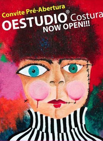 Depois de 9 anos de muito trabalho, OEstudio Costura inaugura sua primeira loja em Ipanema com pré-abertura nesta sexta e sábado.
