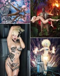 Lady Gaga e David LaChapelle trabalham juntos mais uma vez.