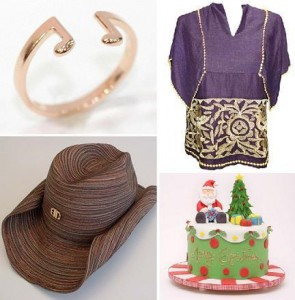 A três dias do Natal, Glamurama segue com mais uma seleção de sugestões de mimos e presentes. E na nossa listinha desta terça-feira, tem joia, uma sobremesa irresistível, além de duas peças que têm a cara do verão