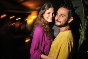 Sabrina e Ara Vartanian são novos papais de 2010.