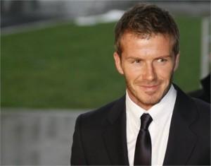 """David Beckham tem a participação no seriado """"Os Simpsons"""" cortada pelo diretor Al Jean."""
