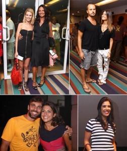 """A reestreia de """"Dona Flor e seus Dois Maridos"""" causou a maior movimentação no Teatro Oi Casa Grande, no Rio, nessa terça-feira."""