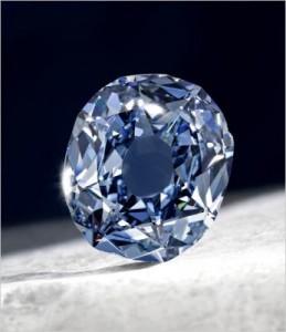O diamante mais valioso do mundo vai entrar em exposição no museu Smithsonian, em Washington.