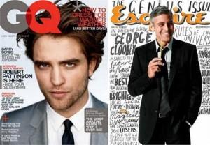 O burburinho que rola em Hollywood dá conta que George Clooney e Robert Pattinson não se bicam.